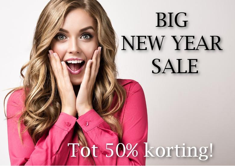 Big New Year Sale