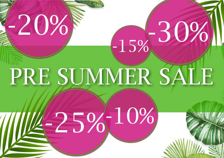 Pre summer sale bij Beauty4skin