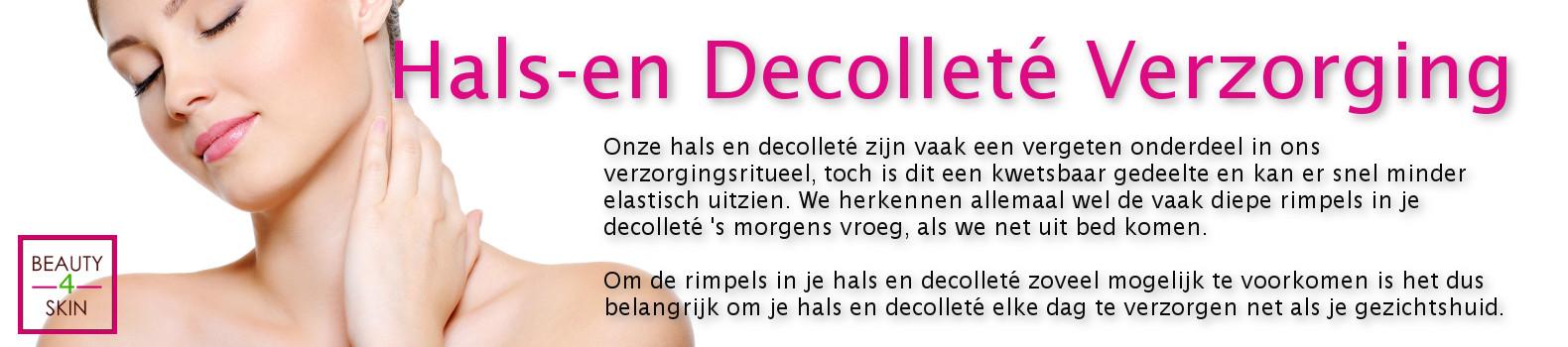 Hals & Decollete Verzorging
