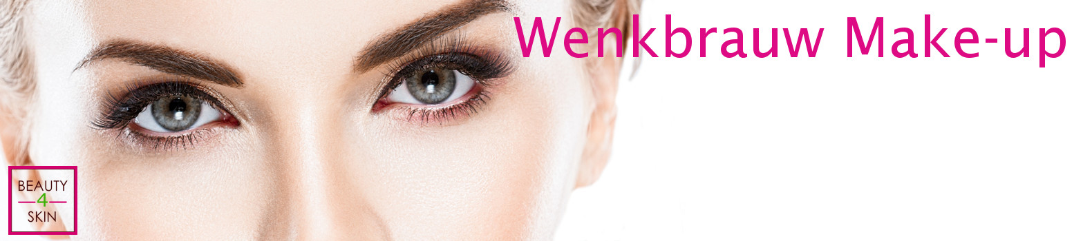 Wenkbrauw Make-up