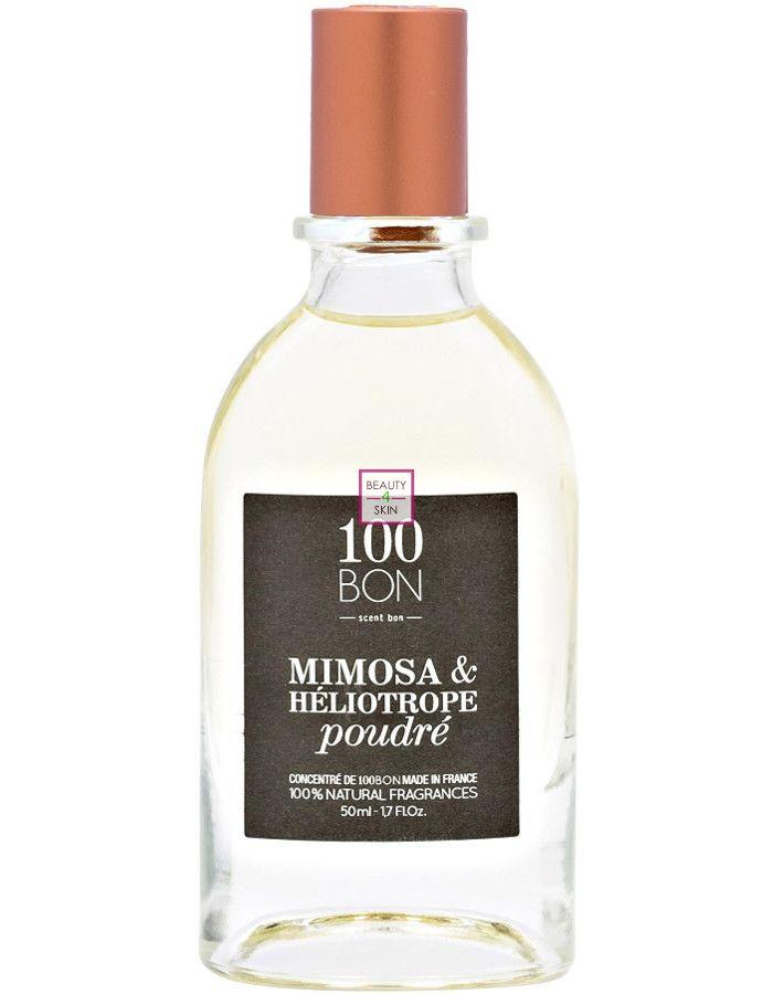 100Bon Mimosa & Heliotrope Poudre Eau De Parfum Spray 50ml