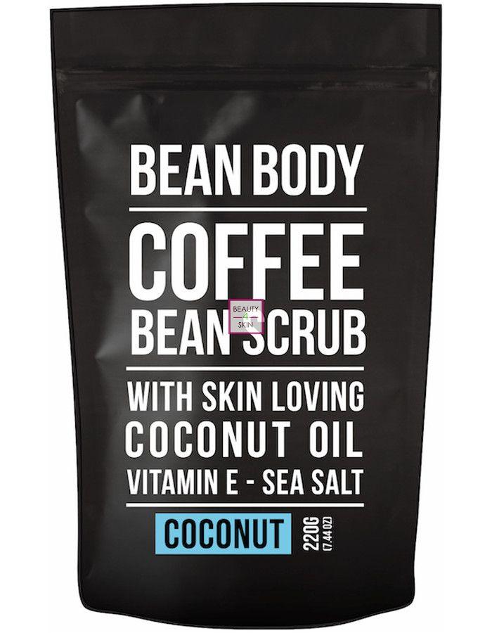 Bean Body Coffee Bean Body Scrub Coconut 220gr bestel je snel, veilig en goedkoop online bij Beauty4skin.nl 854538006245.
