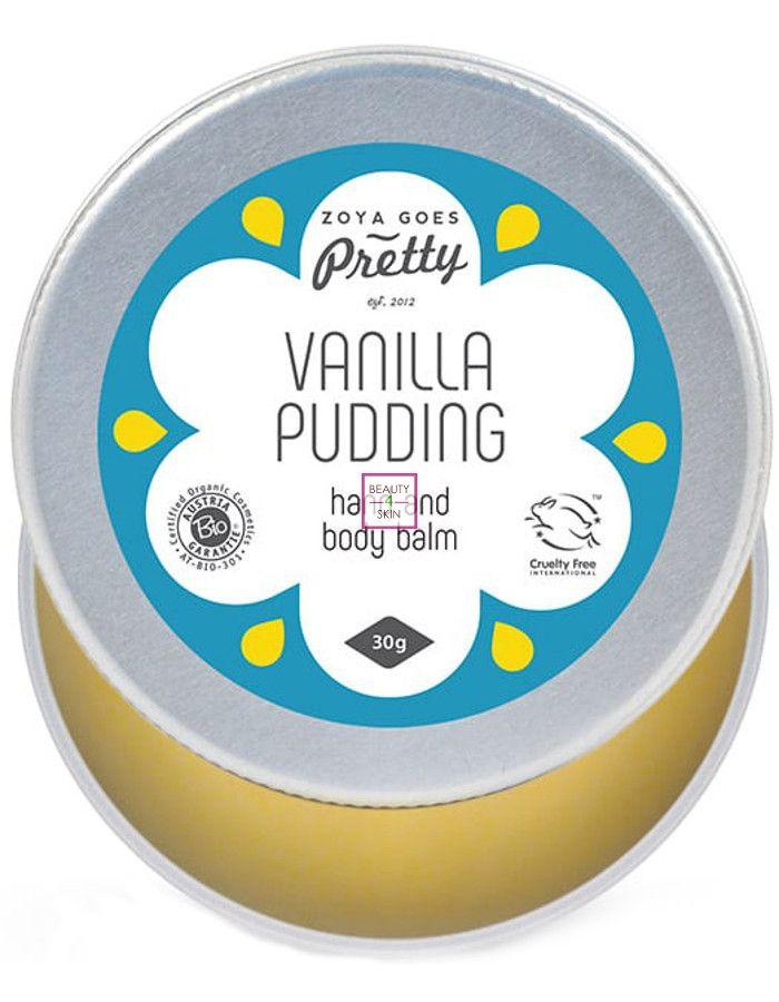 Zoya Goes Pretty Hand En Body Balsem Vanilla Pudding 30gr bestel je snel, veilig en goedkoop online bij Beauty4skin.nl 3800231696655