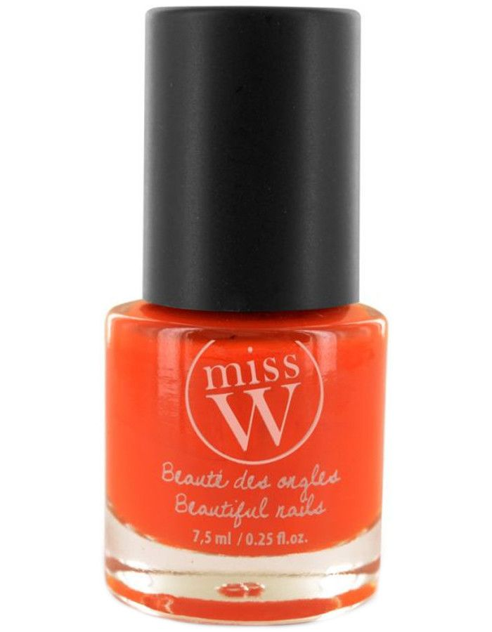 Miss W Cosmetics Nagellak 14 Orange Peps