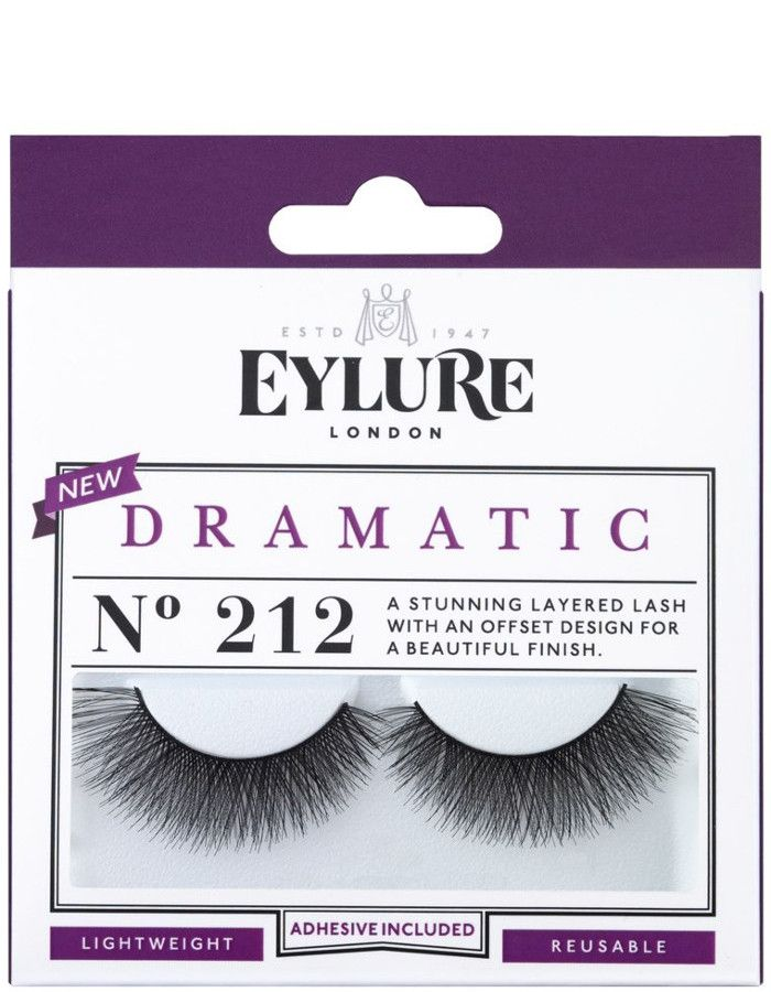 Eylure Kunstwimpers Dramatic No. 212