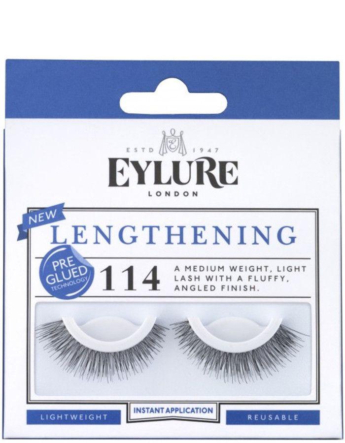 Eylure Kunstwimpers Lengthening No. 114 Pre Glued