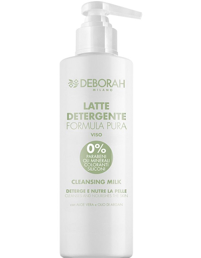 Deborah Milano Formula Pura Cleansing Milk 200ml