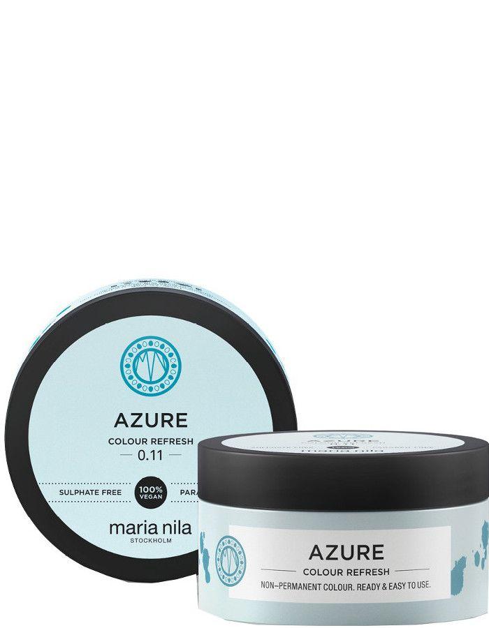 Maria Nila Colour Refresh Haarmasker Azure 100ml