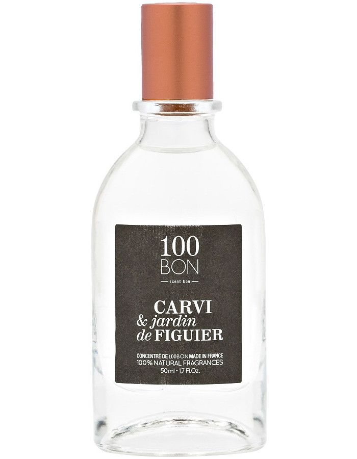 100Bon Carvi & Jardin De Figuier Eau De Parfum Spray 50ml