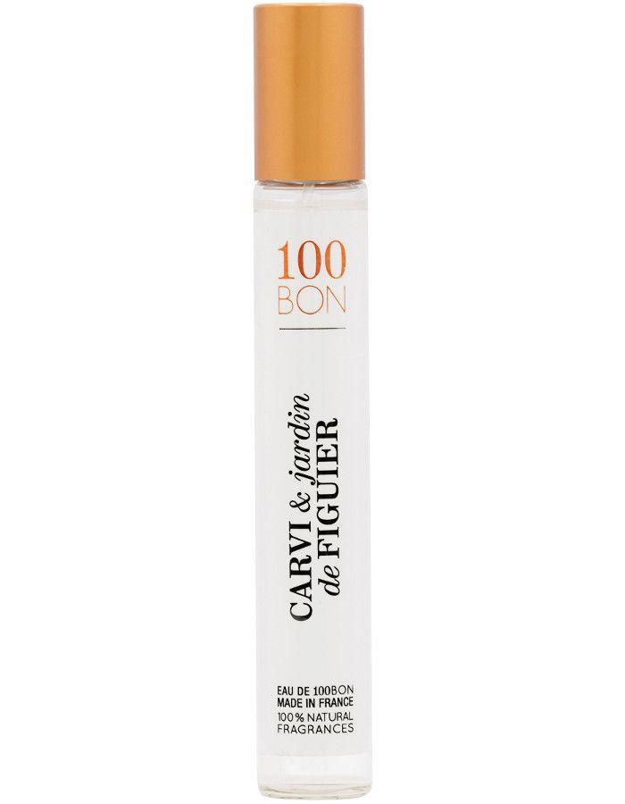 100Bon Carvi & Jardin De Figuier Eau De Toilette Spray 15ml