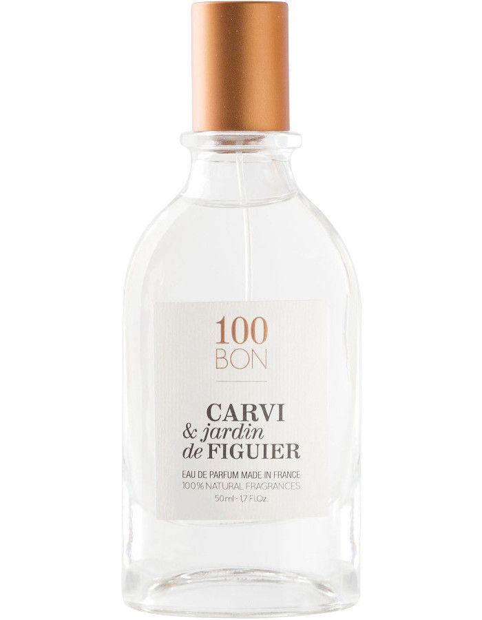 100Bon Carvi & Jardin De Figuier Eau De Toilette Spray 50ml