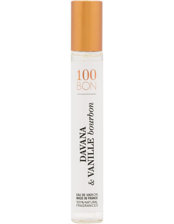 100Bon Davana & Vanille Bourbon Eau De Toilette Spray 15ml