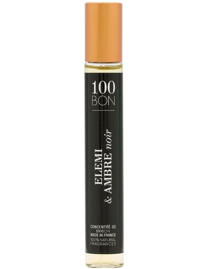 100Bon Elemi & Amber Noir Eau De Parfum Spray 15ml