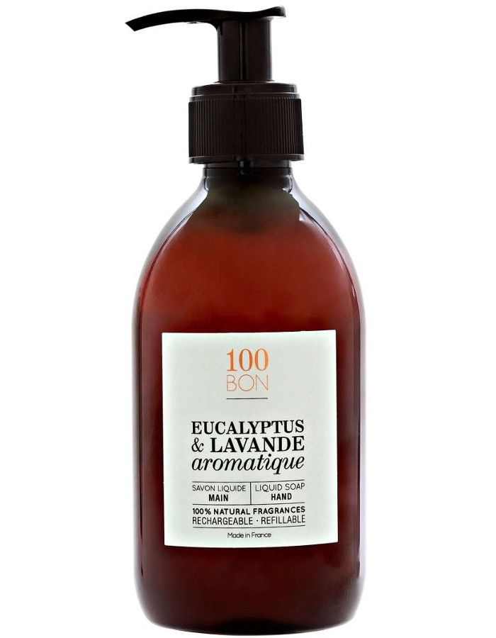 100Bon Eucalyptus & Lavande Aromatique Liquid Soap 300ml