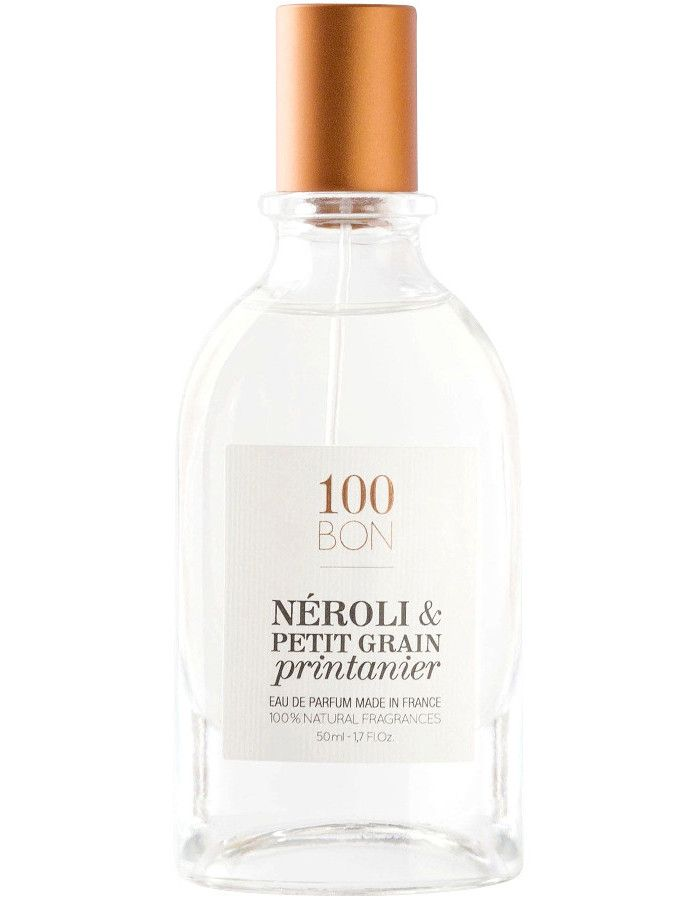 100Bon Neroli & Petit Grain Printanier Eau De Toilette Spray 50ml