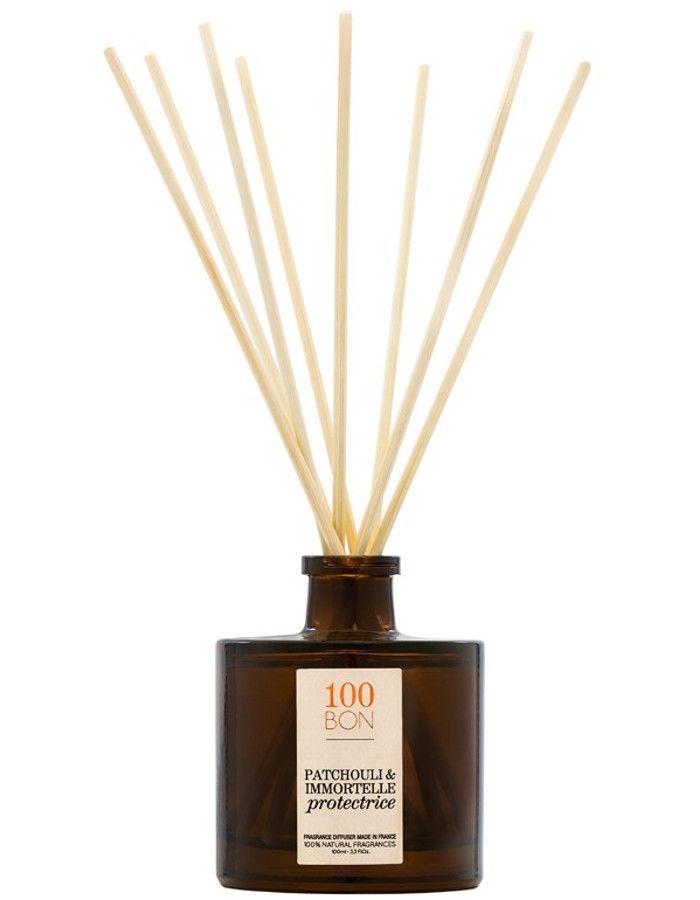100Bon Patchouli & Immortelle Protectrice Fragrance Diffuser 100ml