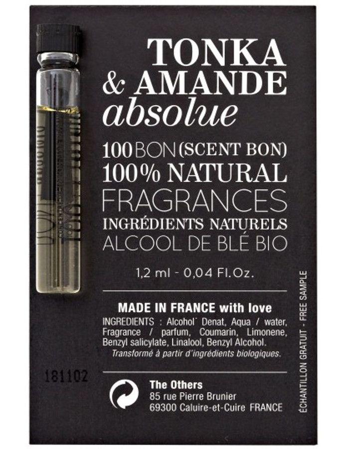 100Bon Tonka & Amande Absolue Eau De Parfum Sample