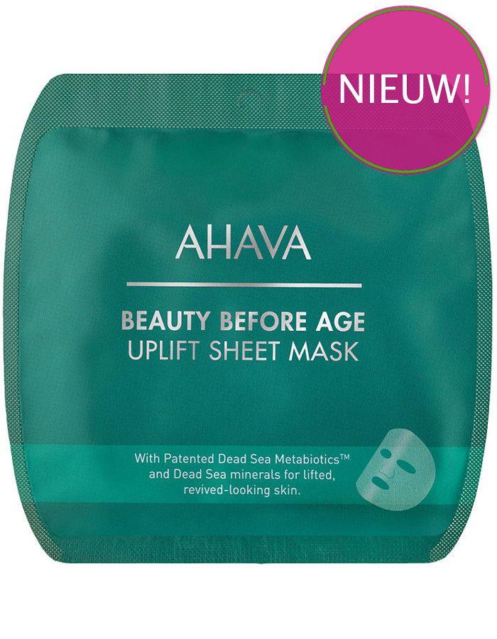 Ahava Beauty Before Age Uplift Sheet Masker 1st