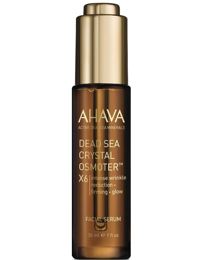 Ahava Dead Sea Crystal Osmoter X6 Gezichtsserum 30ml