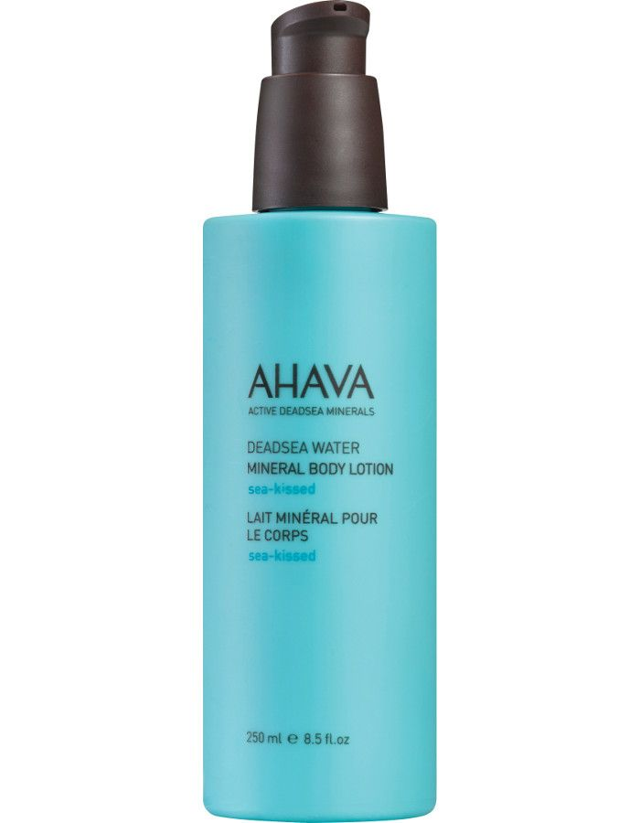 Ahava Dead Sea Water Mineral Body Lotion Sea Kissed 250ml