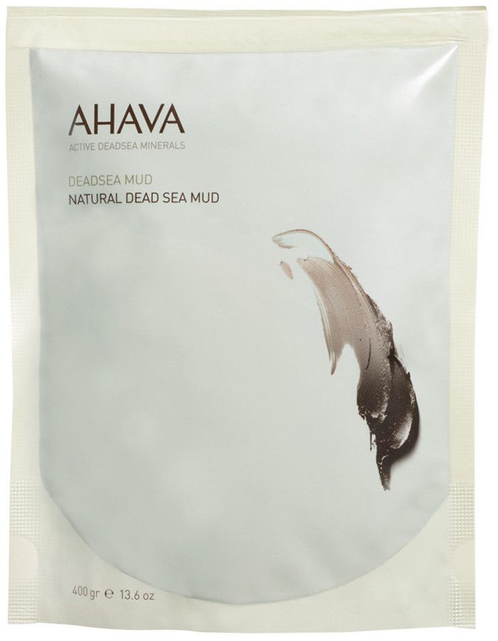 Ahava Deadsea Mud Natural Dead Sea Modder Body Packing 400ml