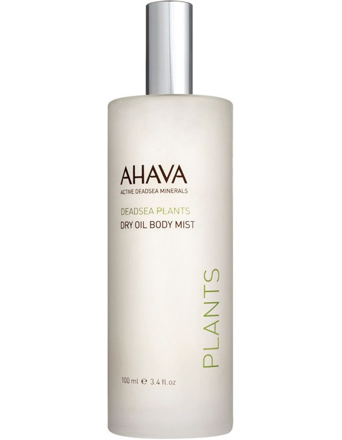 Ahava Deadsea Plants Dry Oil Bodymist Spray Mandarin Cedarwood 100ml