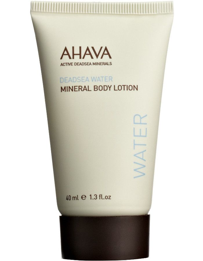 Ahava Deadsea Water Mineral Body Lotion Travelsize 40ml