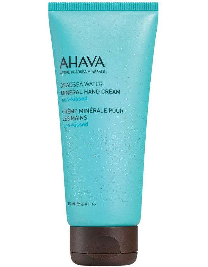 Ahava Deadsea Water Mineral Handcrème Sea Kissed 100ml