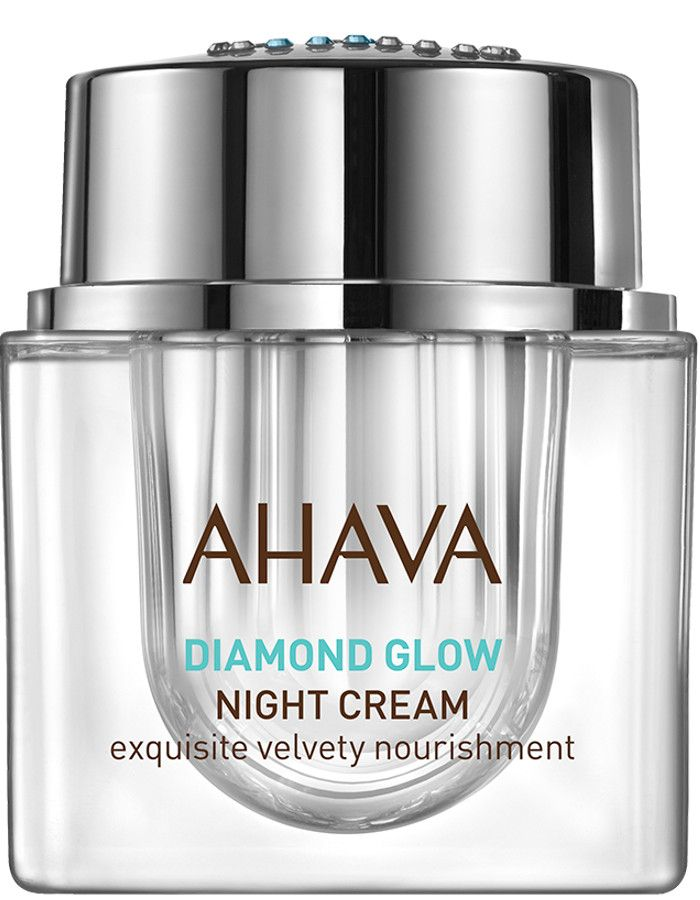 Ahava Diamond Glow Nourishment Nachtcrème 50ml