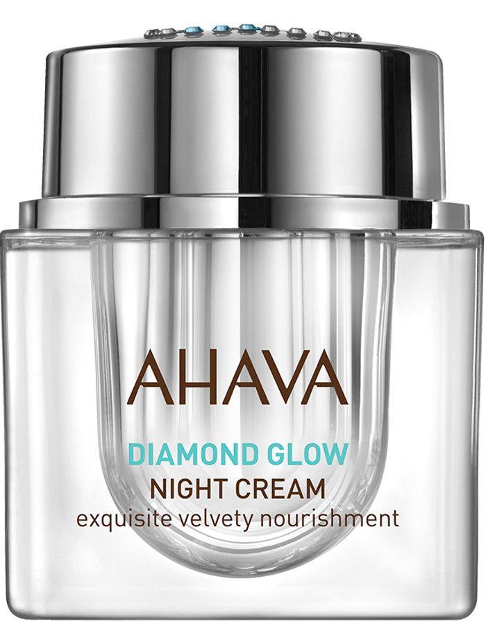 Ahava Diamond Glow Exquisite Velvety Nourishment Nachtcrème 50ml