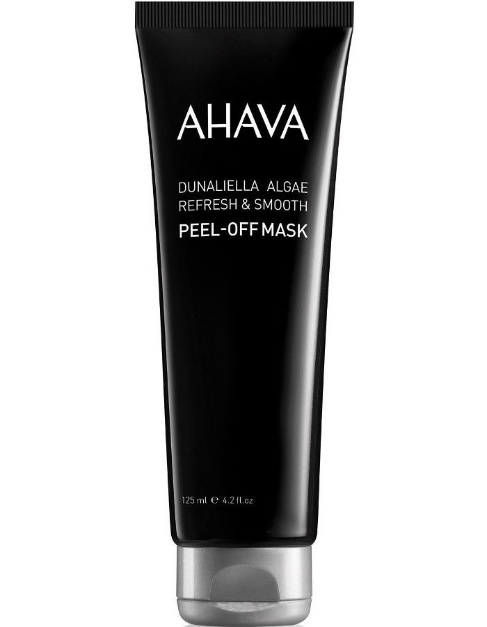 Ahava Dunaliella Algea Peel Off Gezichtsmasker 125ml