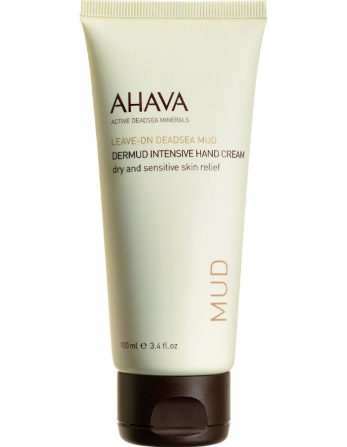 Ahava Leave On Dead Sea Mud Intensive Handcrème 75ml