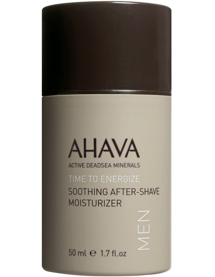 Ahava Men Time To Energize Soothing After Shave Moisturizer 50ml