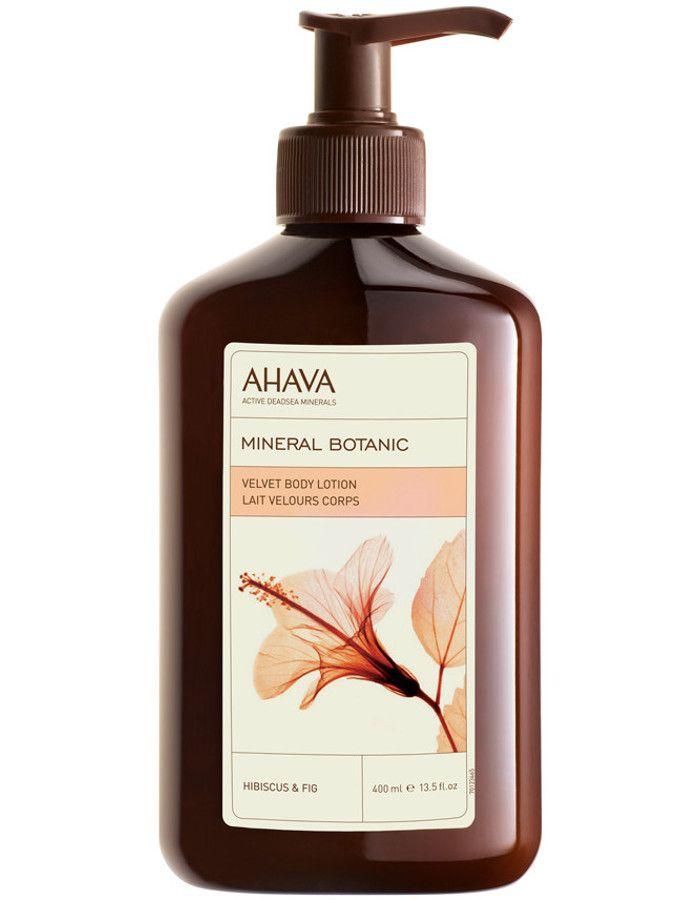 Ahava Mineral Botanic Velvet Bodylotion Hibiscus Fig 500ml