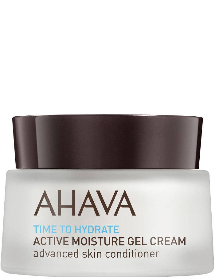 Ahava Time To Hydrate Active Moisture Gel-Cream Dag-en Nachtverzorging 50ml