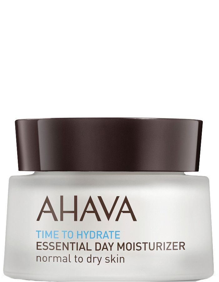 Ahava Time To Hydrate Essential Day Moisturizer Normaal-Droge Huid 50ml