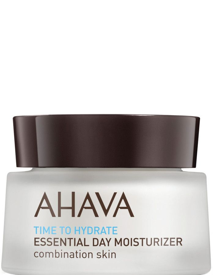 Ahava Time To Hydrate Essential Day Moisturizer Gecombineerde Huid 50ml