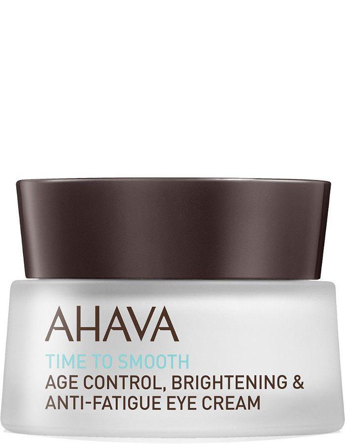 Ahava Time To Smooth Age Control Brightening Anti Fatique Eye Cream 15ml