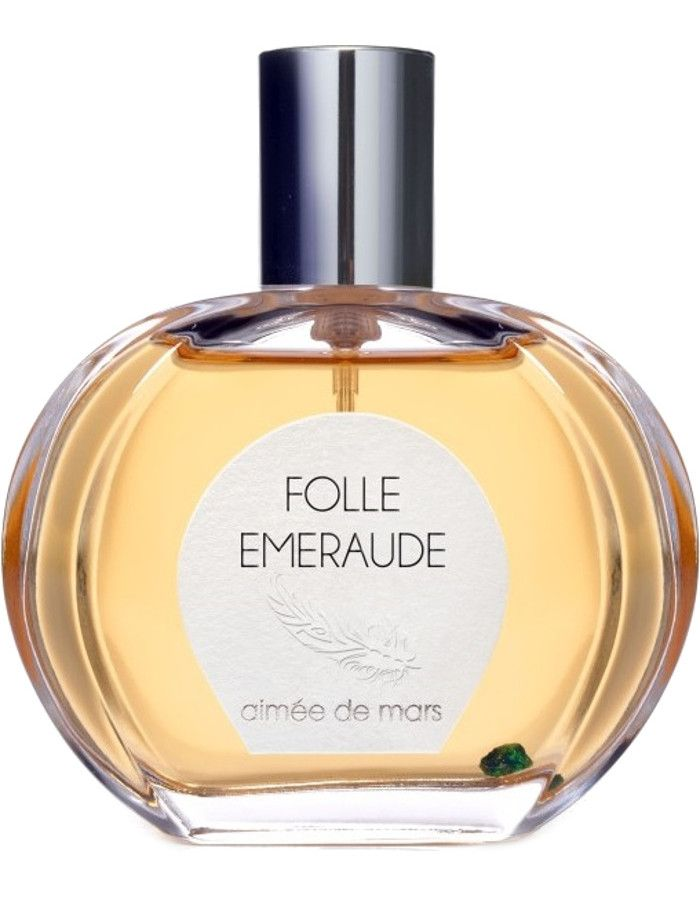 Aimée De Mars Folle Emeraude Eau De Parfum Spray 50ml