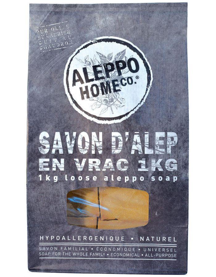 Aleppo Home Company Aleppo Zeep Ruwe Brokken 1kg