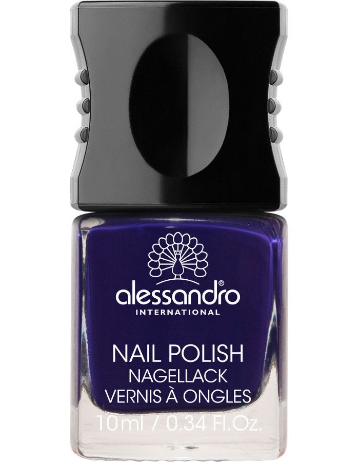 Alessandro 7-Free Vegan Nagellak 58 Blackberry 10ml