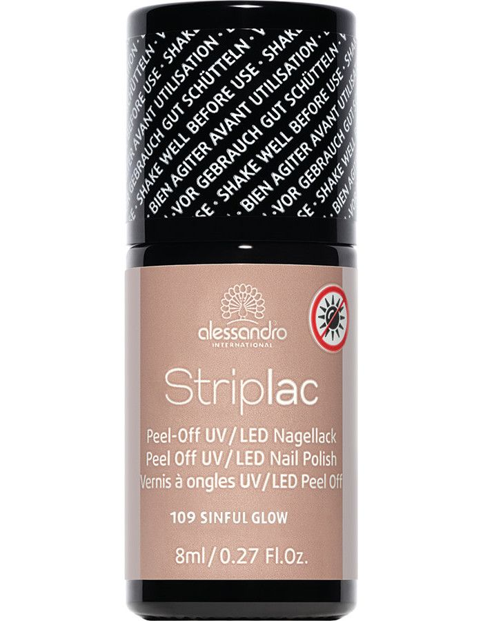 Alessandro Striplac 109 Sinful 8ml