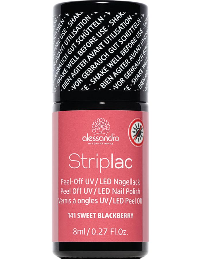 Alessandro Striplac 141 Sweet Blackberry 8ml