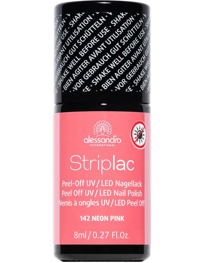 Alessandro Striplac 142 Neon Pink 8ml