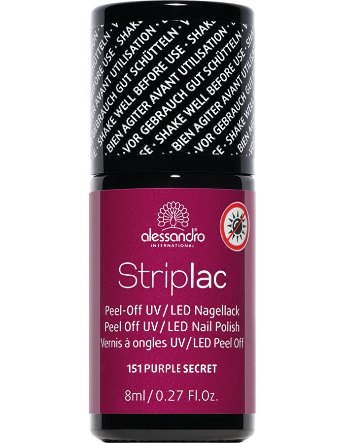 Alessandro Striplac 151 Purple Secret 8ml