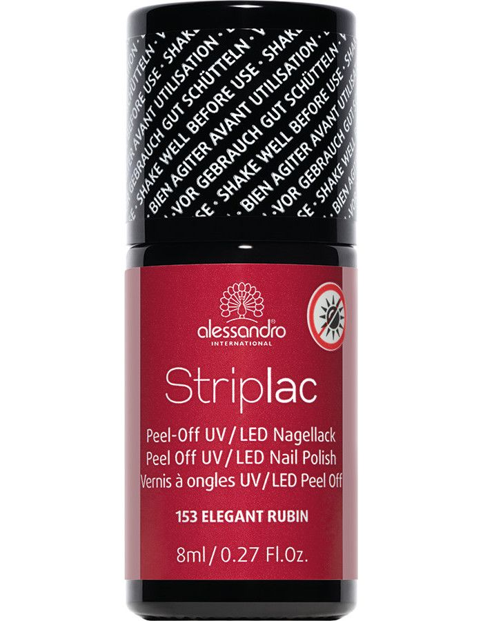 Alessandro Striplac 153 Elegant Rubin 8ml