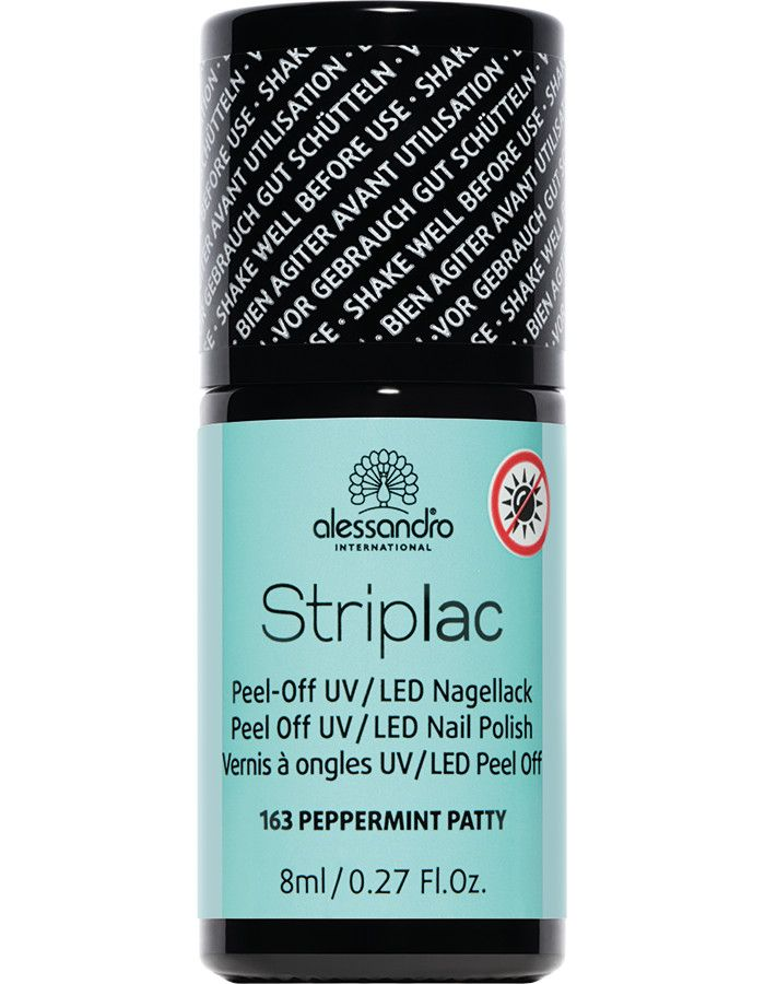 Alessandro Striplac 163 Peppermint Patty 8ml