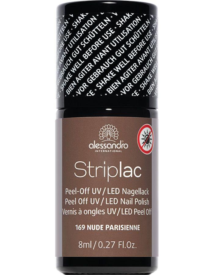 Alessandro Striplac 169 Nude Parisienne 8ml