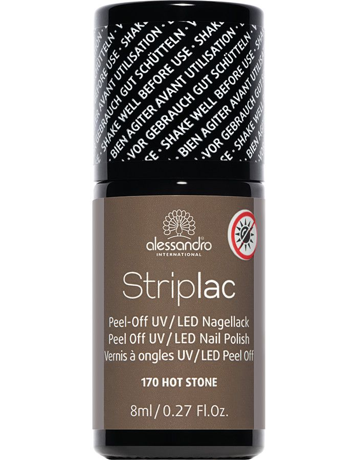Alessandro Striplac 170 Hot Stone 8ml