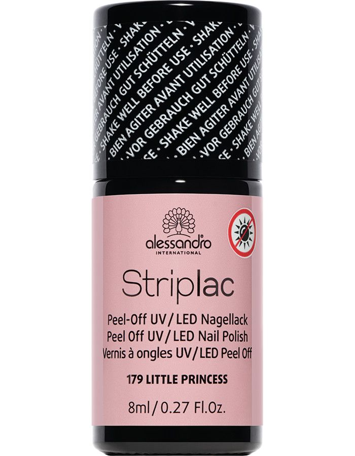 Alessandro Striplac 179 Little Princess 8ml